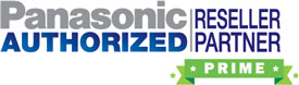 Telrepco is an authorized Panasonic Prime reseller Partner